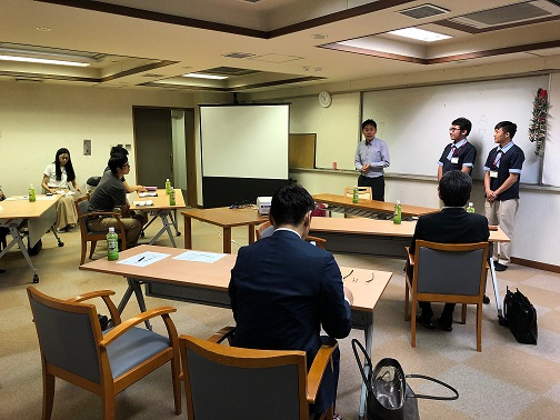 28.05.2019 Seminar in Japan